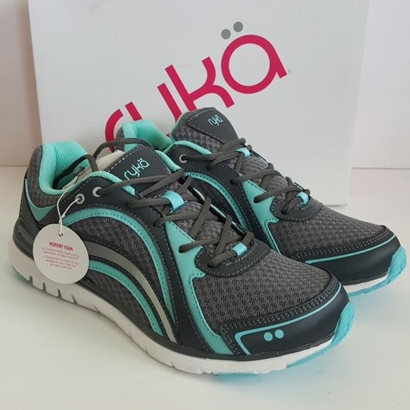 Ryka Shoes   New Aries Walking Sneakers